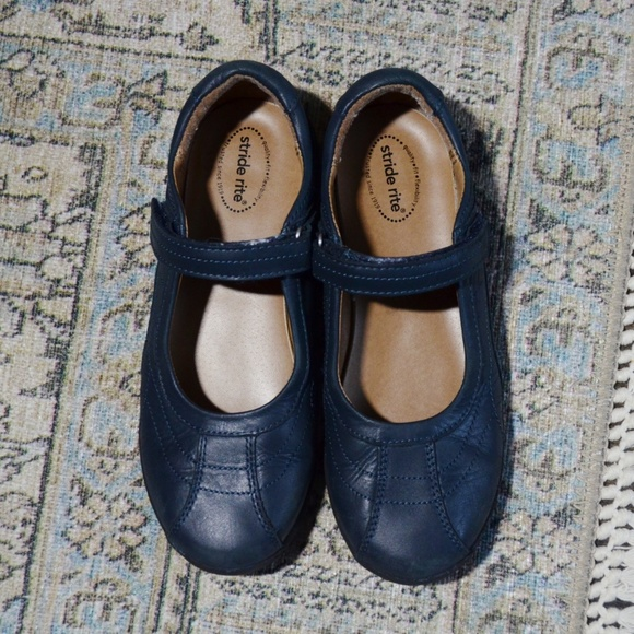 Stride Rite Shoes | Leather Claire Mary
